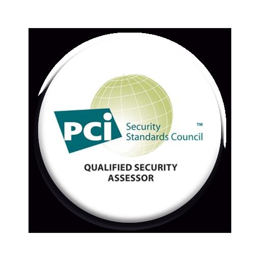 Logo certificacion PCI Qualified Security Assessor